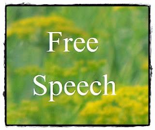 Free Speech, Speak Freely