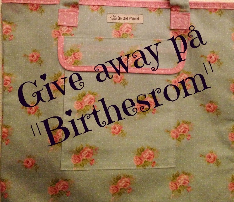 Bli med på flott give away!