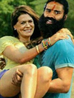 Ramdev Baba Funny Pictures