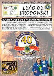 LEÃO DE BRODOWSKI 40 ANOS