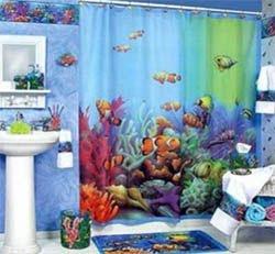 Arredamenti moderni idee per l 39 arredamento di un bagno per bambini - Paperelle da bagno ...