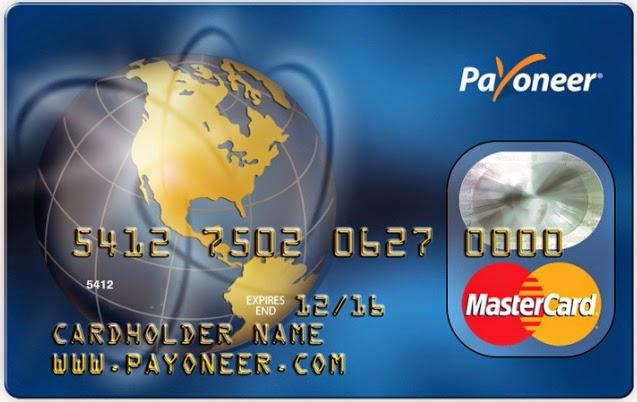 مجانا Mastercard  احصل على بطاقة