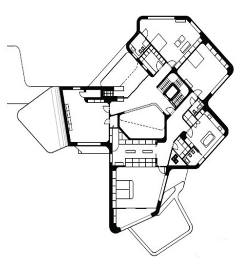 MINIMALIST HOME PLANS Dupli.Casa by J. Mayer H. Architects