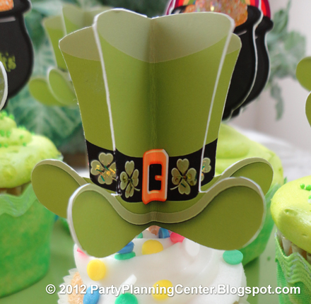 Party Planning Center Free Printable St Patricks Day Decorations