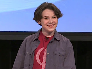Jacob Barnett, 14-Year-Old With Asperger's Syndrome, May Be Smarter Than Einstein - Teenage genius Jacob Barnett wants you to stop learning and start thinking