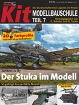 Kit Modellbauschule Teil 7 - Der Stuka im Modell