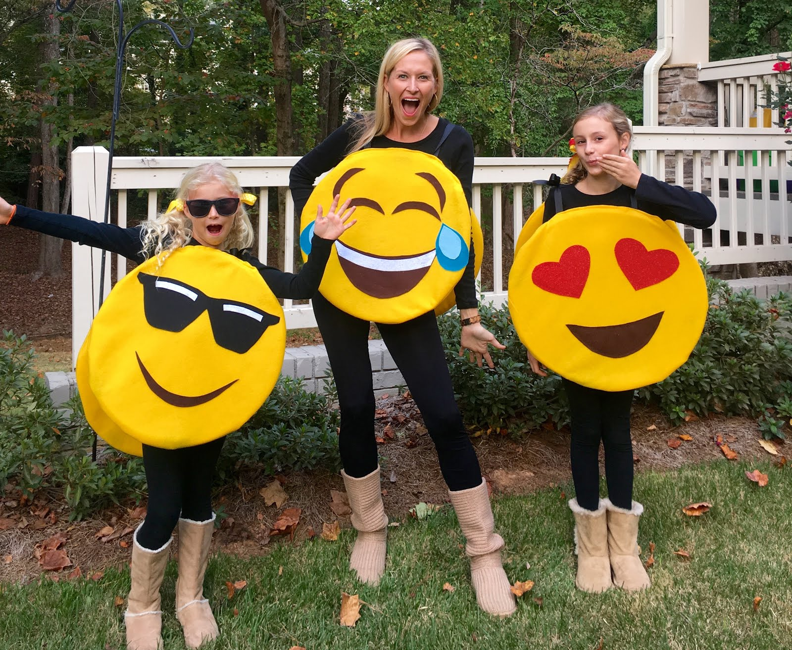 Magnolia mamas diy emoji costume now we are all set for their sports costume parties and for the real deal trick or treating on monday solutioingenieria Gallery