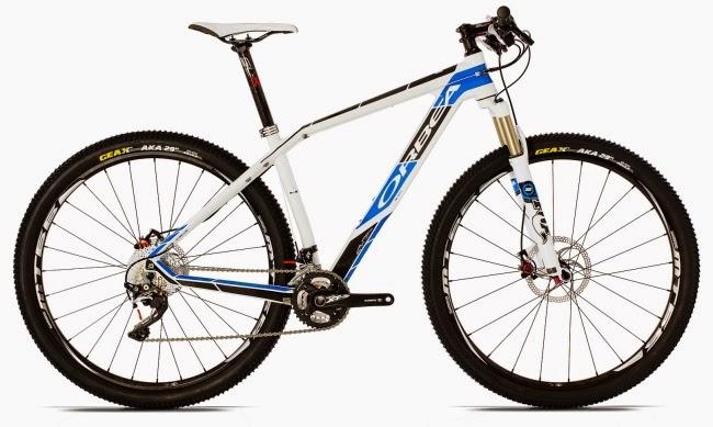 bicicleta de montaña btt mountain bike