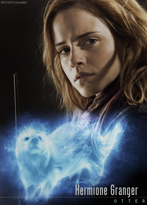 hogwarts alumni harry potter cast patronus