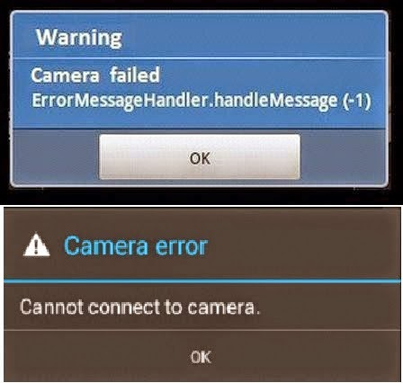 Kamera Hp Android Yang Error