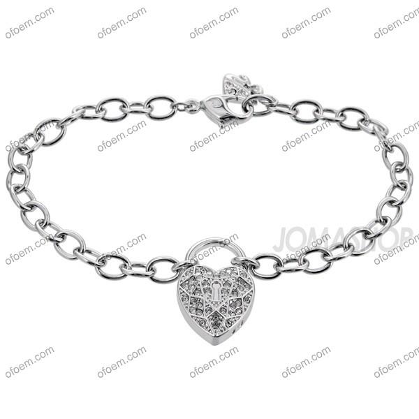 Swarovski Bracelet Heart4