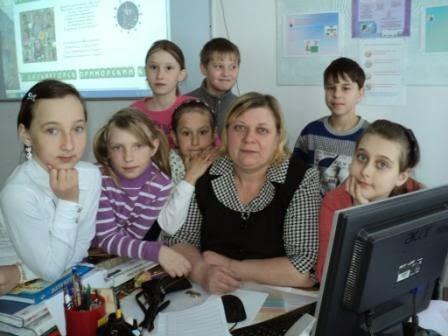 Светлана Евгеньевна и МЫ