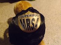 Super Bug MRSA