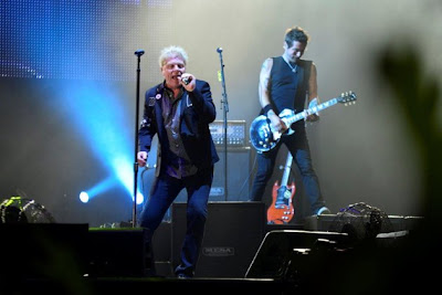 The Offspring supera as expectativas e se destaca no Rock in Rio