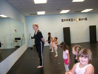 beginner ballet lessons charlotte nc