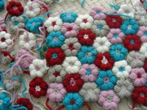 crochet mollie flowers tutorial