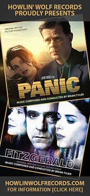 PANIC/FITZGERALD Soundtrack by Brian Tyler