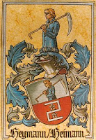 Heyman Coat of Arms