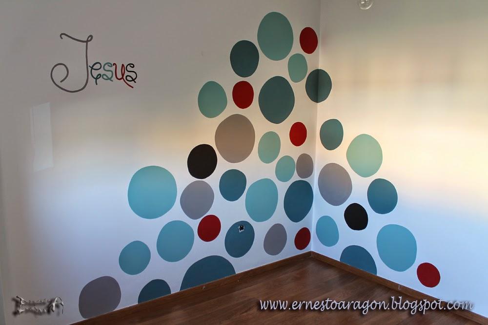 Ernesto arag n pintura para el hogar los cinco colores - Decorar con escayola ...