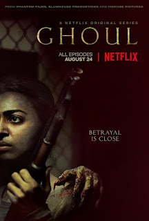 GHOUL (2018) Hindi Season 1 HDRip 720p | 480p Complete