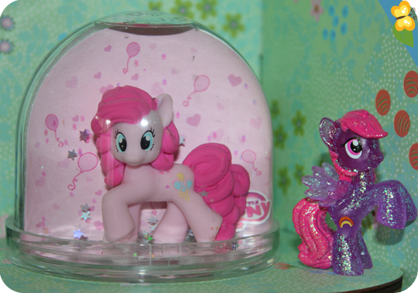 Boule à neige My Little Pony par Trousselier