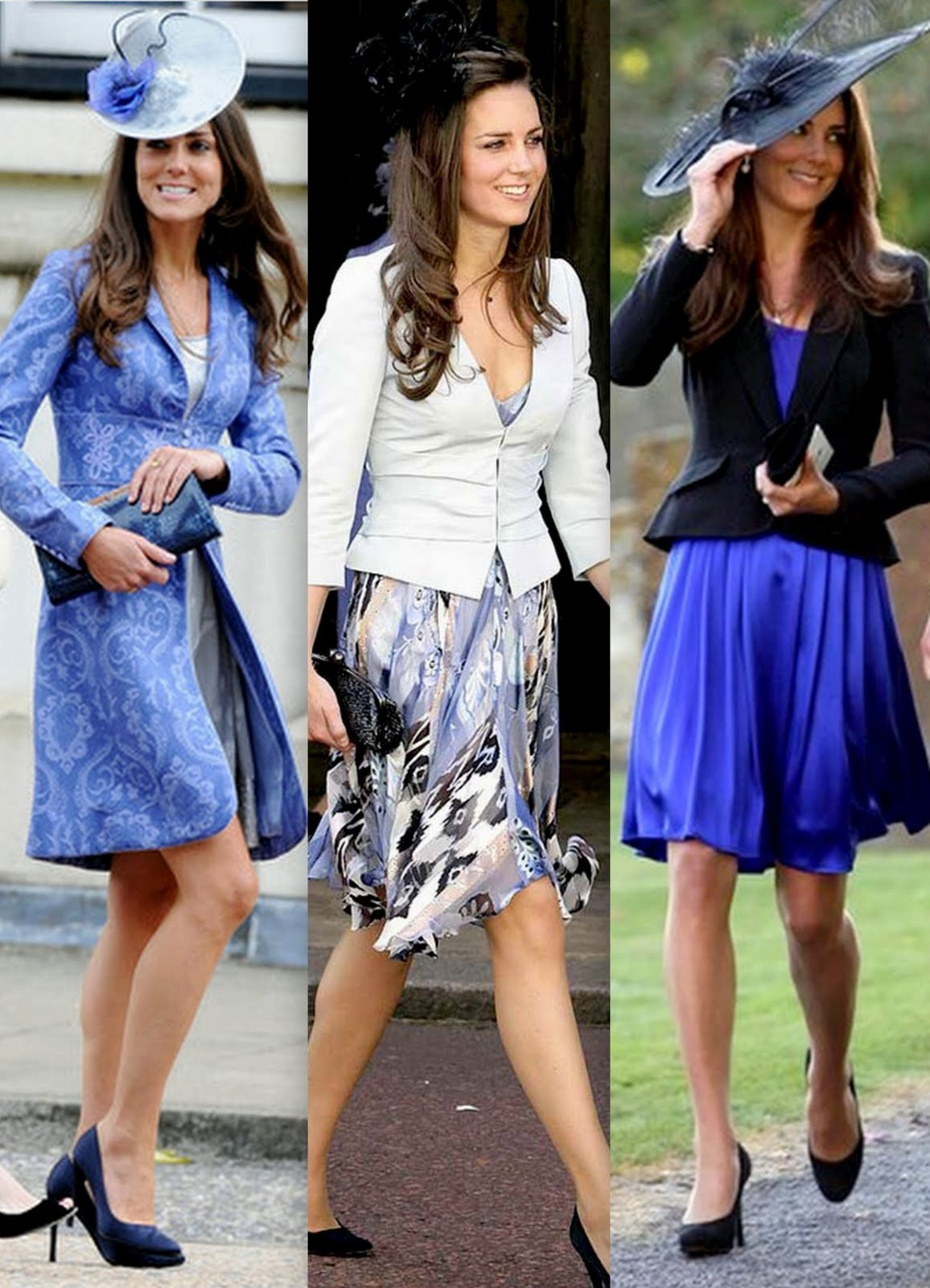 Ed Fadiel Kate Middleton Fashion Style