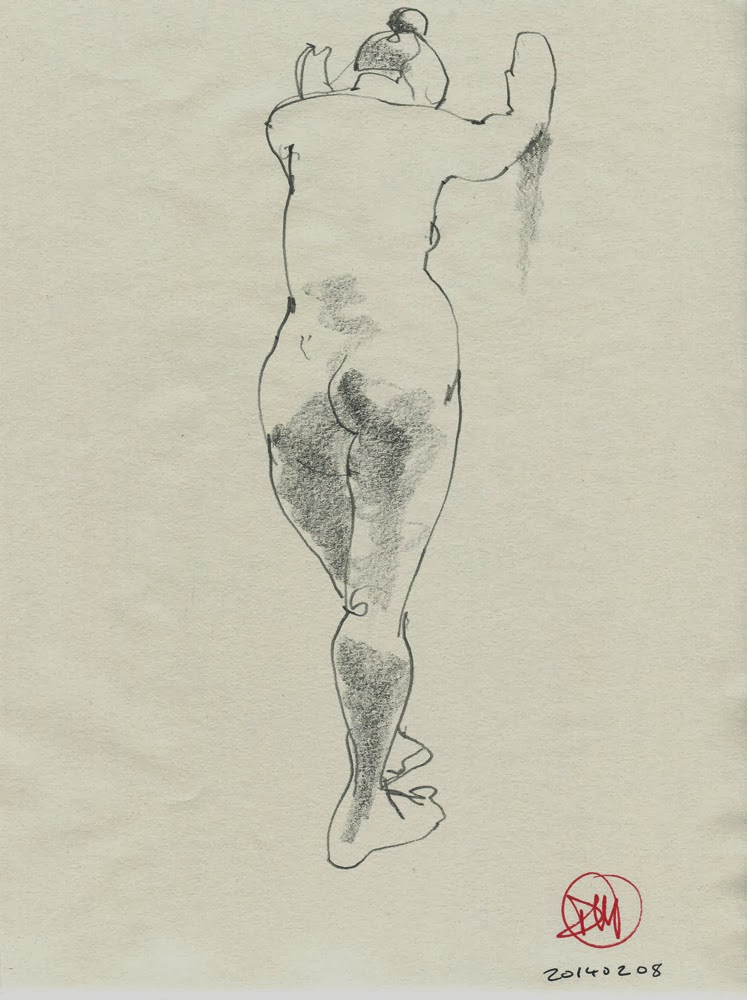 Nude by David Meldum