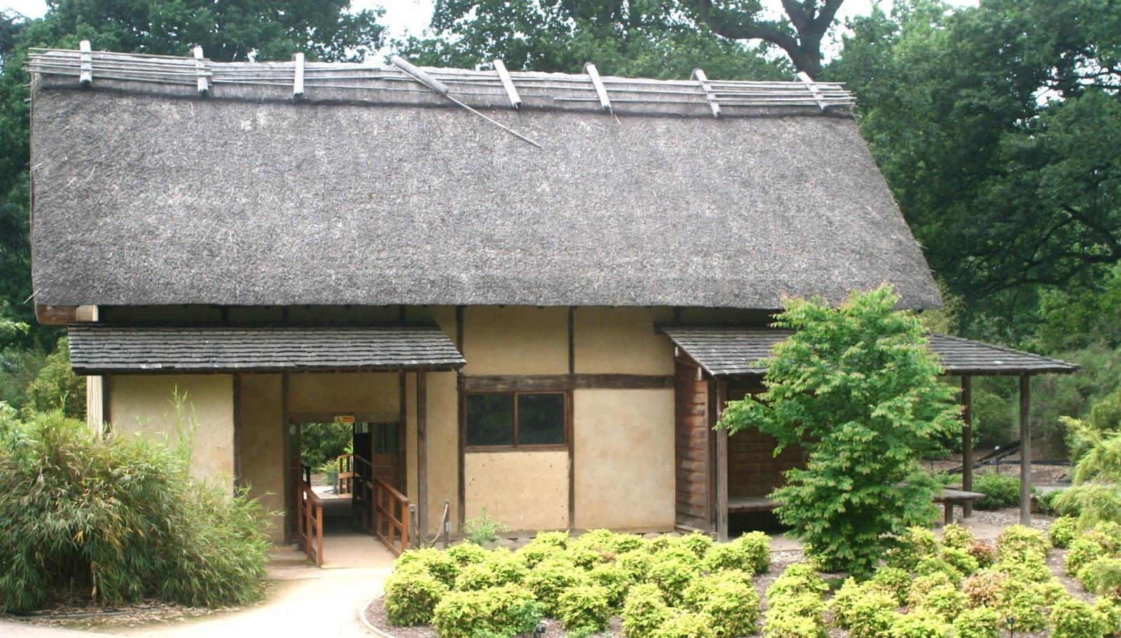 L 39 angolo giapponese casa tradizionale giapponese for La casa toscana tradizionale