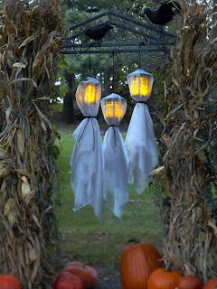 lumiere halloween