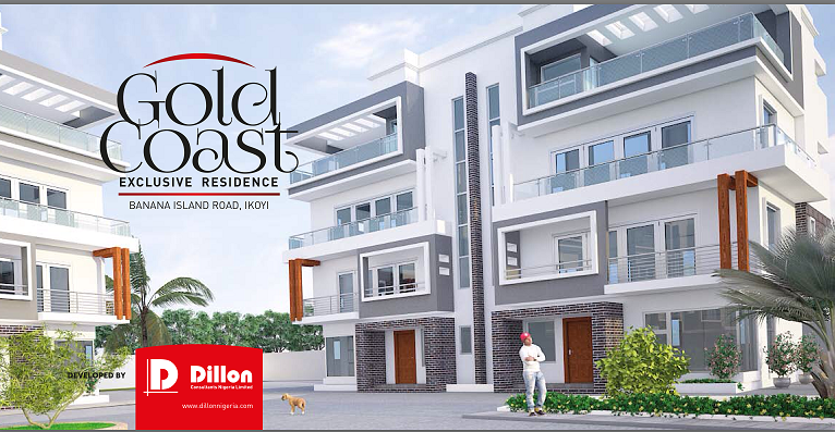 12 Units of 5 Bedroom Semidetached Housing Project with 18 Months Payment Plan in Gold Coast Estate