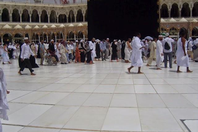 Lantai Masjidil Haram