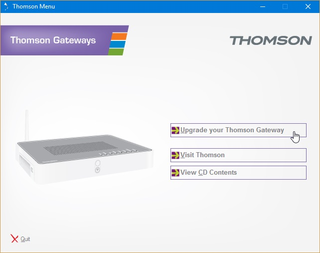 Wi/fi and a thomson tg585 v7 router - O2 Community