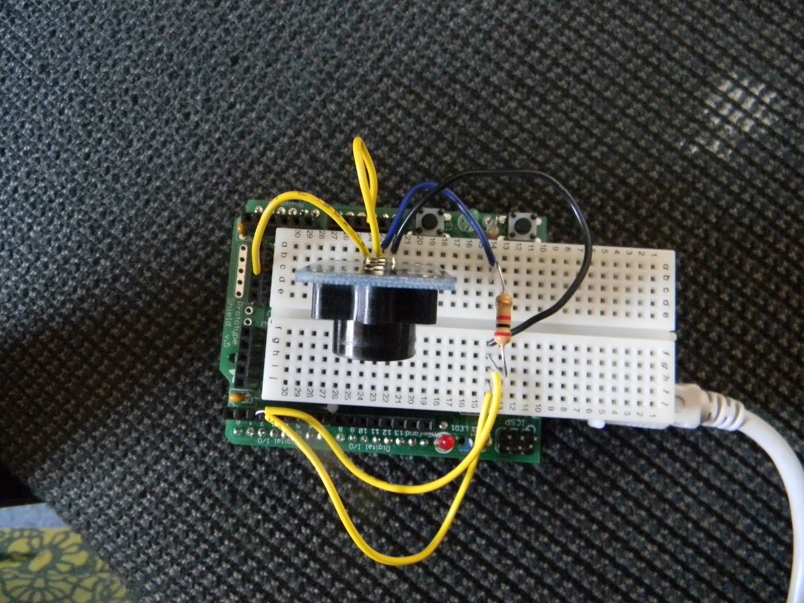 Circuitry + Arduino + Us = Medical Devices: Lab 3 Circuit Pictures!