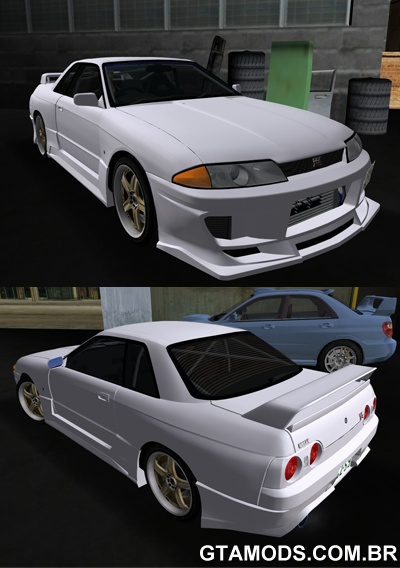 Nissan Skyline GT-R BNR32 Do-Luck Pack