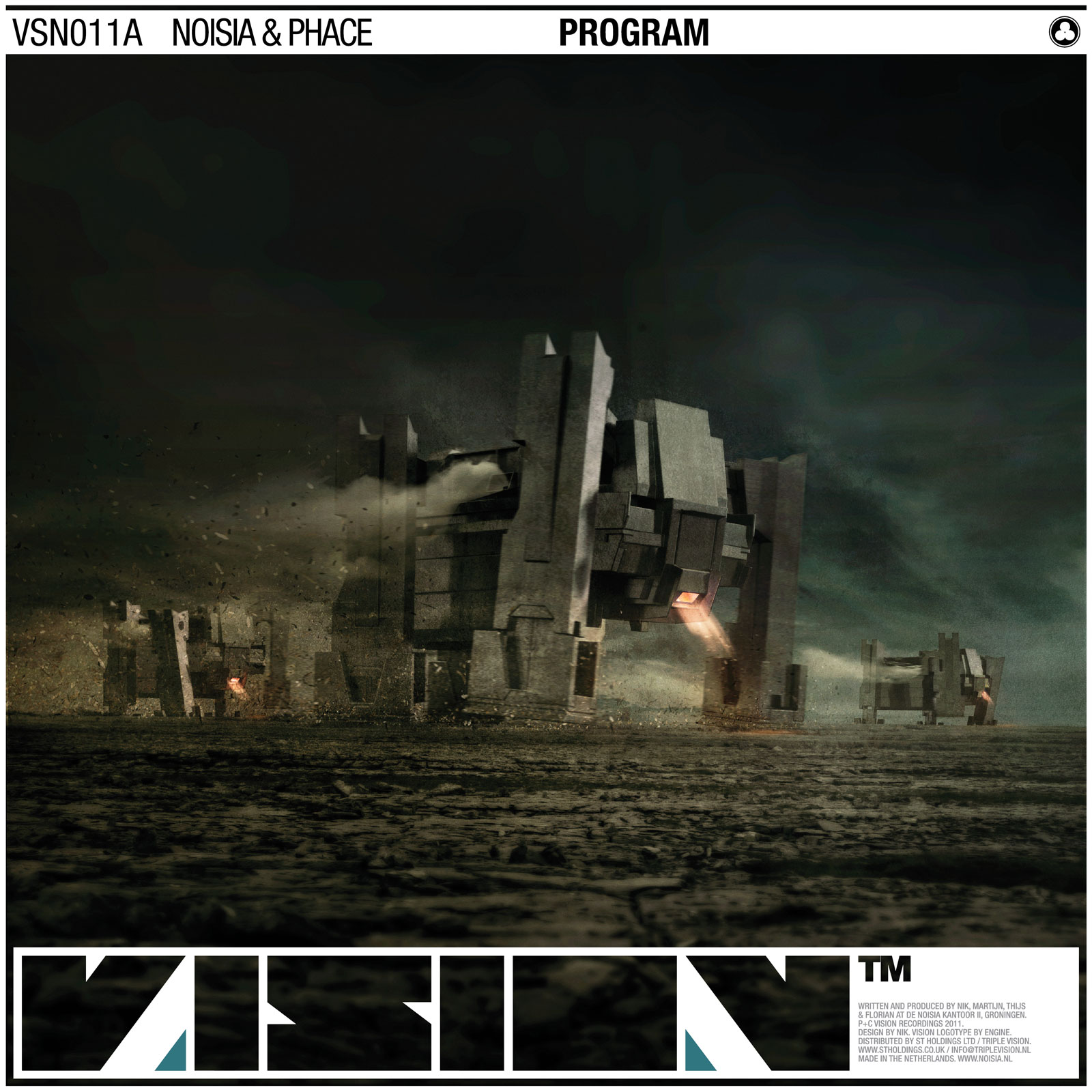 Noisia - Program