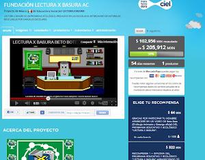 TRANSFORMADORA CIEL Y FUNDACIÓN LECTURA X BASURA AC