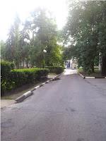 Сквер у Института Хирургии Вишневского