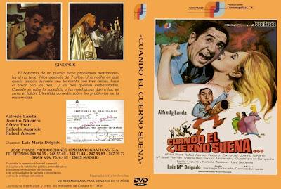 Cuando el cuerno suena | 1975 | Alfredo Landa