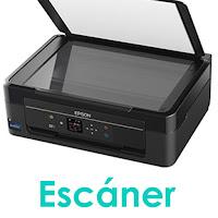 Escáner de impresora Epson XP-322