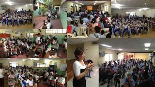 Equipo  del INEM cartagena visitaron diferentes Instituciones Educativas para promocionar la Media Técnica para los grados 10 y 11 en 2013.