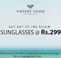 Vincent Cahse Glasses Rs.299: Buytoearn