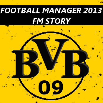 FM2013 BVB Dortmund