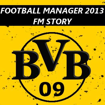 FM2013 BVB Dortmund