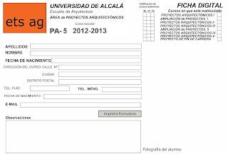 LINK FICHA DIGITAL PRA5-1213