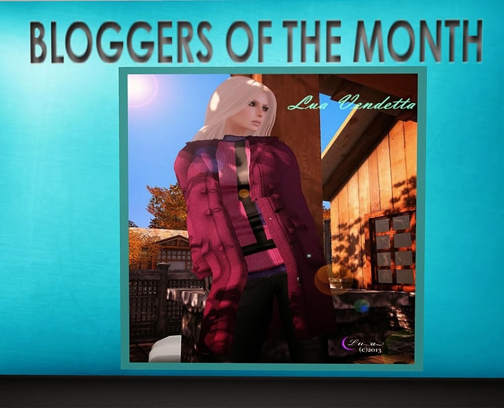 Primsm Blogger of the Month October 2013
