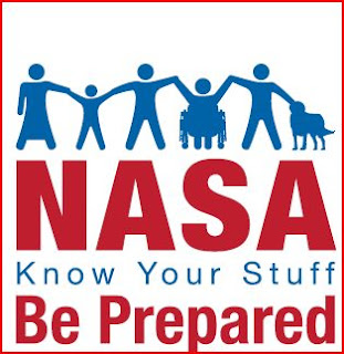 Awareness: NASA Emails Employees Preparadness Emergency Plans 2011, URGENT , NASA