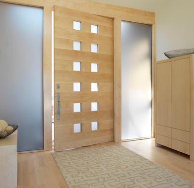 Fotos y dise os de puertas armario puerta corredera - Como hacer puertas correderas ...