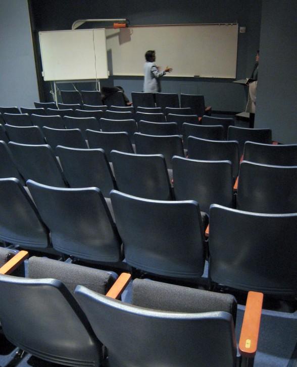 Interior Design Class Room At Philadelphia School