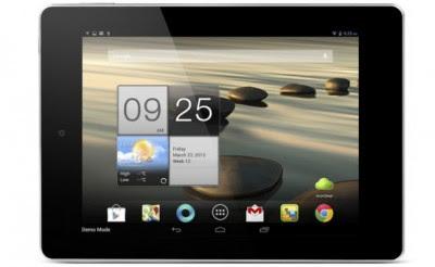 Acer Iconia A1-810, Tablet Android Serupa iPad Mini