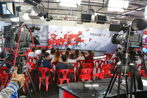 แถลงข่าว พีชทีวี 1-5-2015